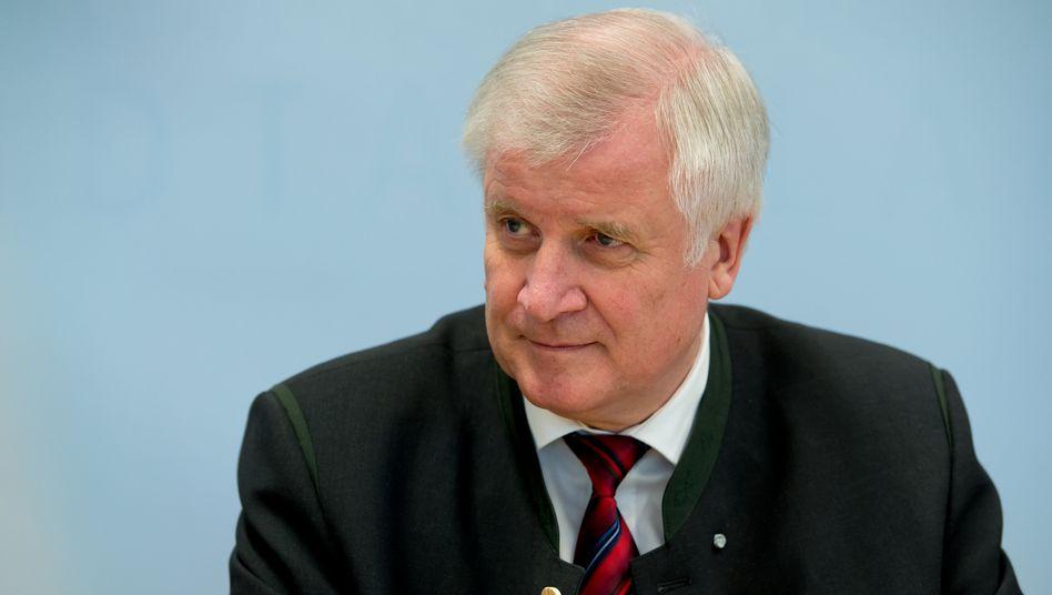 """CSU-Chef Horst Seehofer: """"Die Zahl der EU-Kommissare müsste halbiert werden"""""""