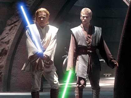 Erfolgreich trotz Internet-Veröffentlichung: Star Wars - Episode 2