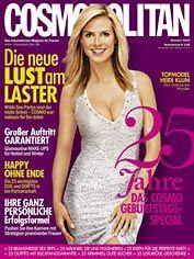 """Hearst: Bislang bietet der US-Medienkonzern in Deutschland nur eine Lizenzausgabe der """"Cosmopolitan"""" an"""