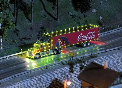 Weihnachtskasperle: Der Cola-Truck auf Abwegen