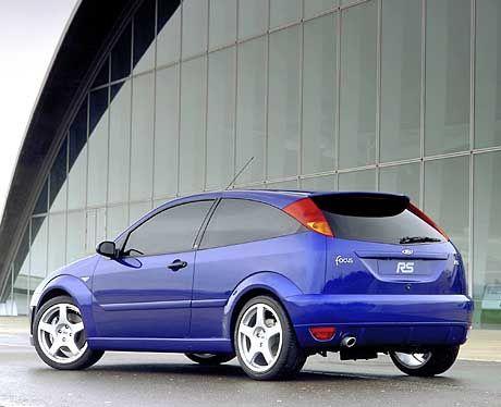 Der Focus ist das Erfolgsmodell bei Ford.