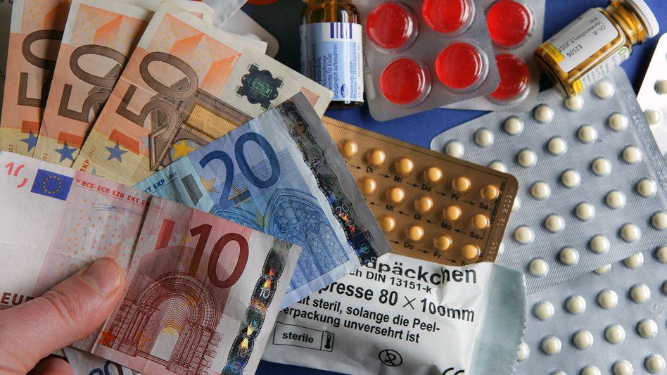 Gut 6 Millionen privat Krankenversicherte in Deutschland müssen satte Beitragssteigerungen hinnehmen