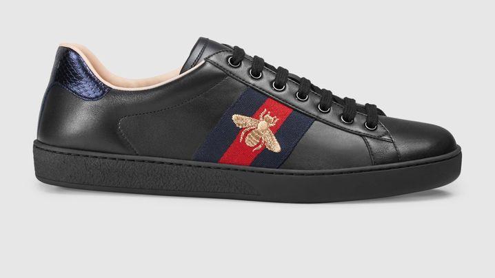 Haben einen guten Lauf: Business-Sneaker
