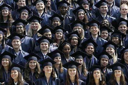 Lohnendes Studium: Hochschulabsolventen finden wieder besser einen Job als in den vergangenen Jahren