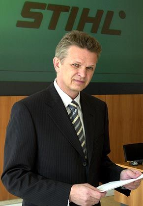 Bertram Kandziora: Vorstandschef bleibt weitere fünf Jahre bei Stihl