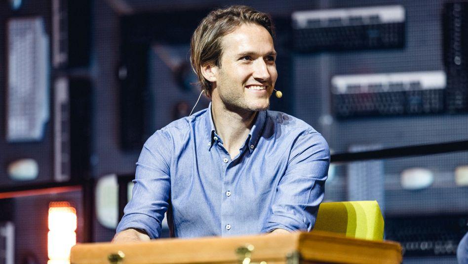 """Delivery-Hero-Chef Österberg: """"Der Einzug in den Dax ist ein Schritt des Erwachsenwerdens des Unternehmens"""""""