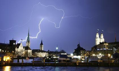 Finanzplatz Zürich: Ende März beliefen sich die Bestände in den Kundendepots der Banken auf 4,731 Billionen Franken