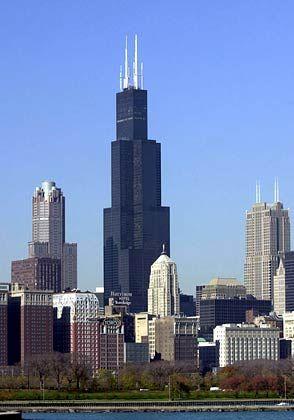 Großraum Chicago: Einkaufsmanager zuletzt weniger optimistisch für die Wirtschaftsentwicklung der Gegend als im Vormonat