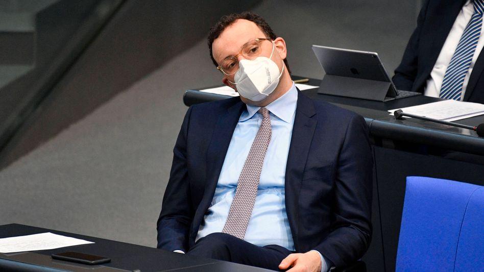Beim Impfen lange Dienst nach Vorschrift gemacht? Bundesgesundheitsminister Jens Spahn muss derzeit viel Kritik aushalten