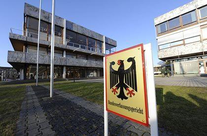 Hat eine Debatte angestoßen: Das Bundesverfassungsgericht zwingt die Politik zur Nebenrechnung von Hartz
