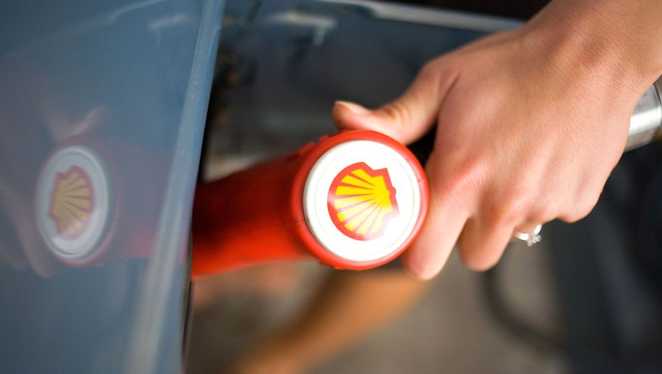 Zapfhahn von Shell: Auto und Seele auftanken
