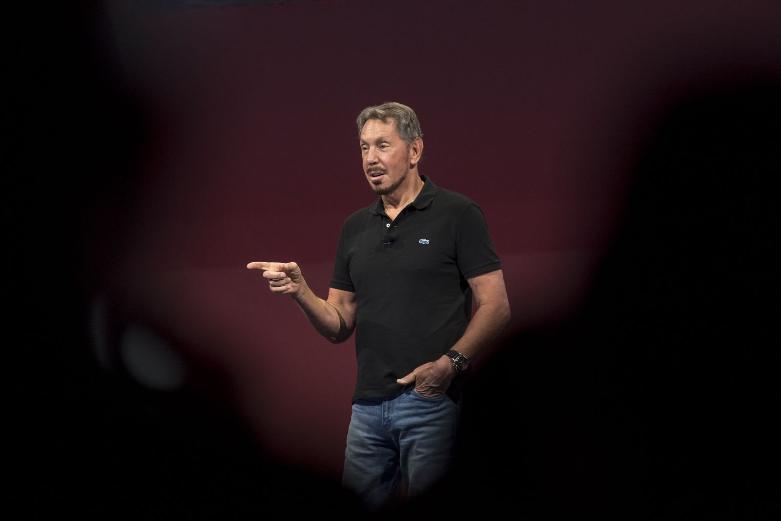 Key Speakers At The Oracle OpenWorld 2017 Conference