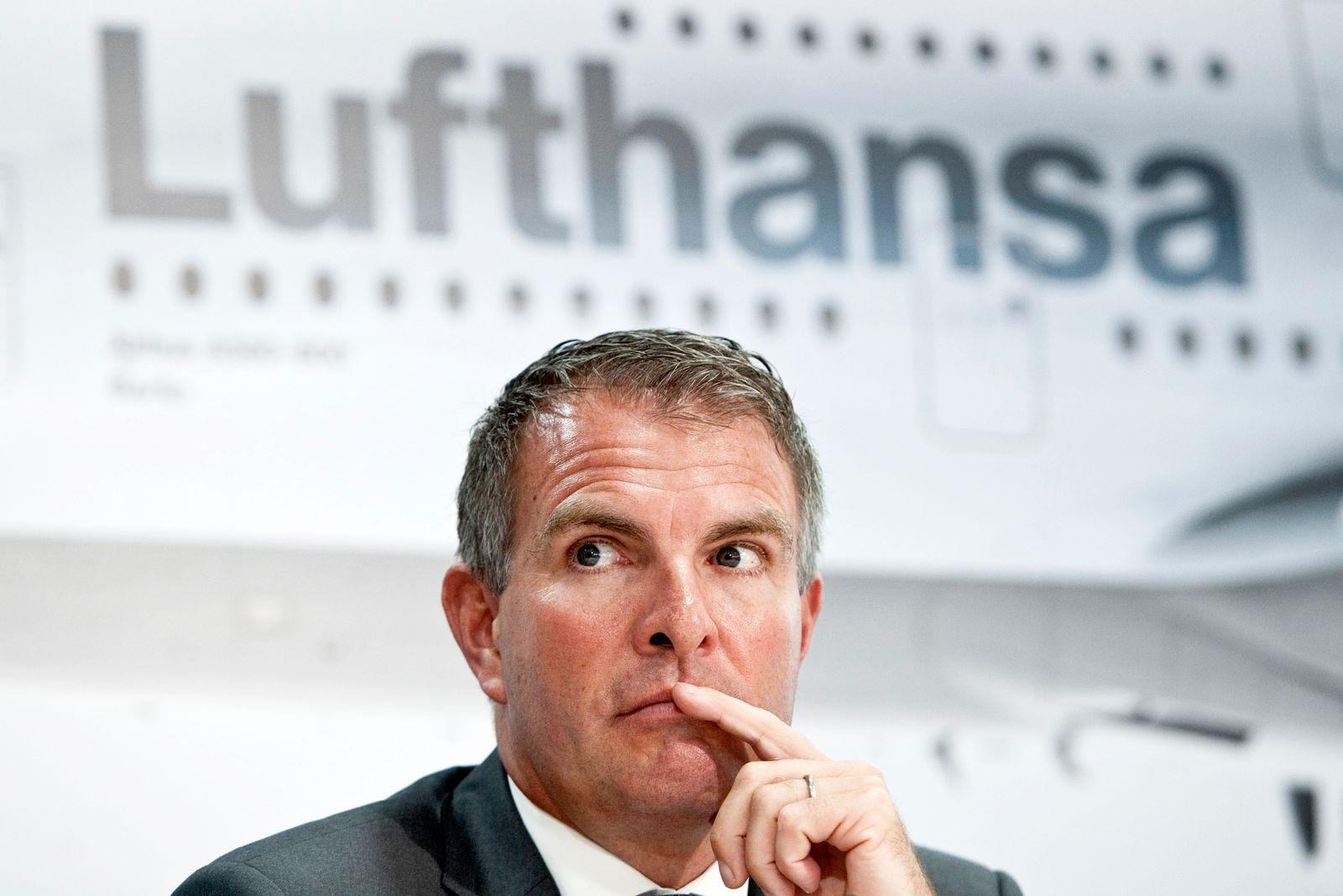 Lufthansa / Carsten Spohr