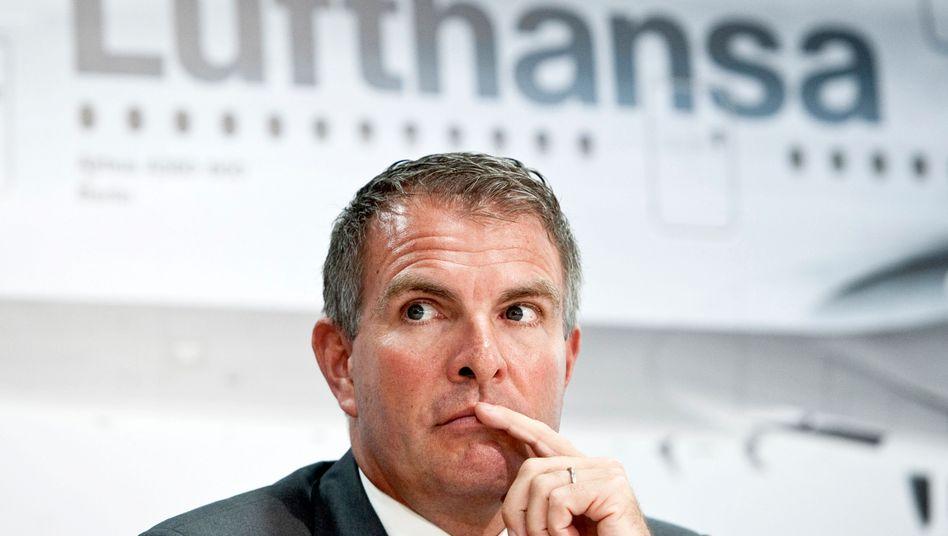 Kronprinz für die Konzernchef-Nachfolge: Carsten Spohr