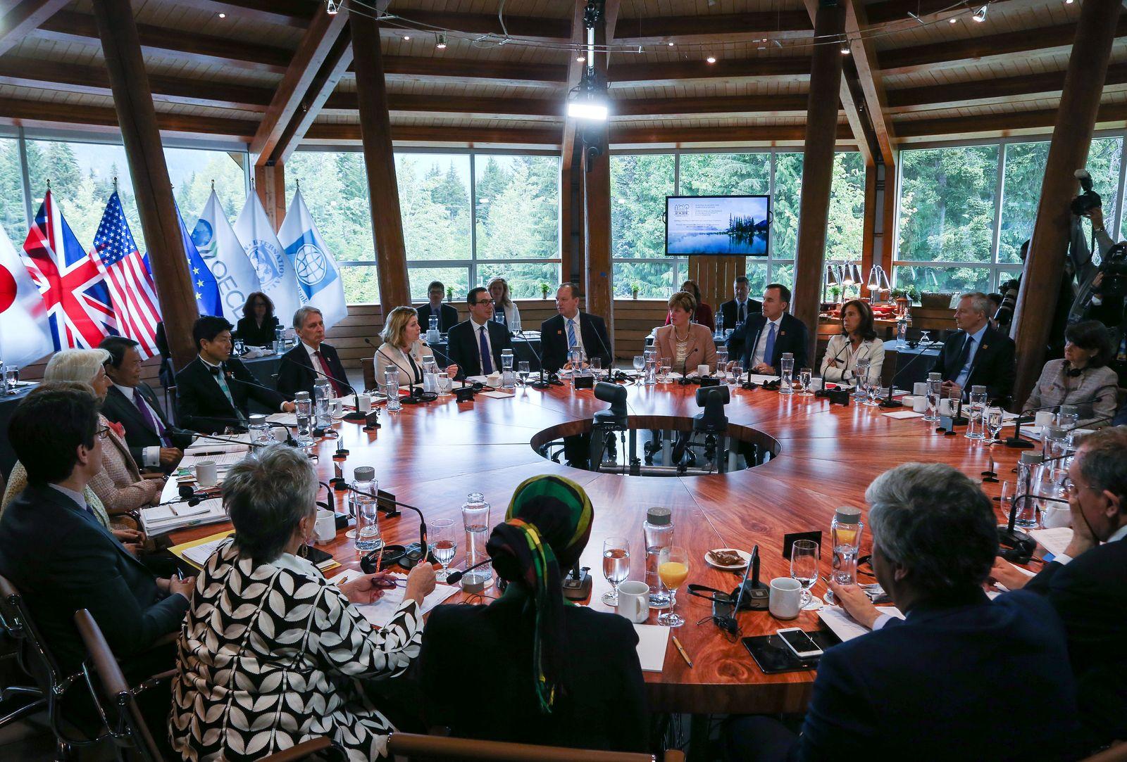 G7-SUMMIT/FINANCE