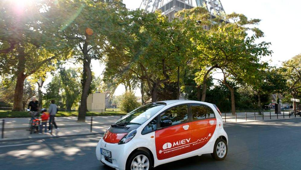 Deutscher Markt für Elektroautos: Steiniger Weg ins Batteriezeitalter