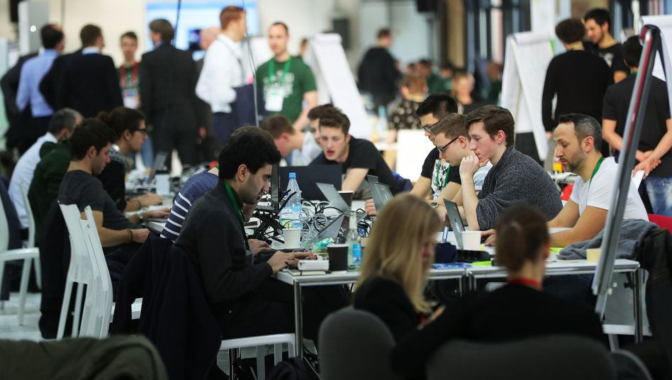 """Hackathon in Berlin: """"Viel zu oft wird Ethik als Totschlagargument gegen Innovation genutzt"""""""