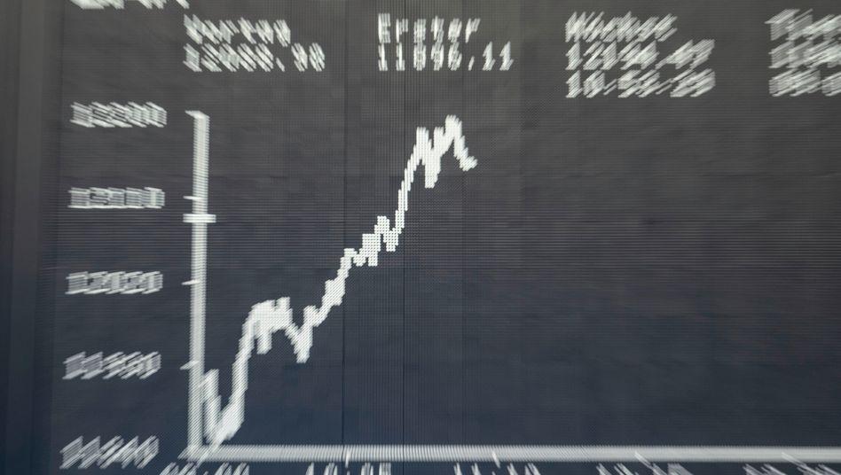 Doch noch ein gutes Börsenjahr: Trotz Corona hat der Dax zu Jahresende sein Rekordhoch erreicht - wie auch MDax und SDax