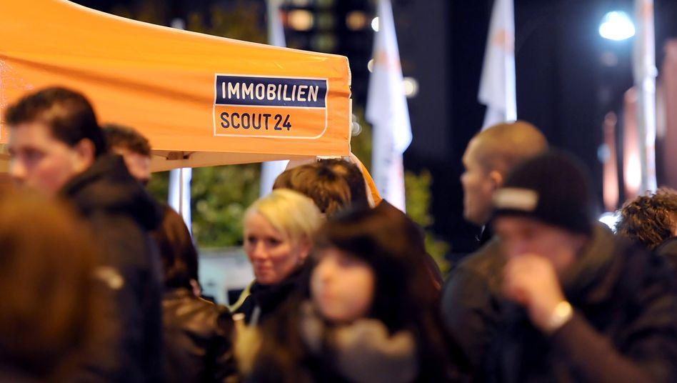 Flaggschiff: Immobilienscout24 gehört ebenfalls zur Scout24-Tochter der Telekom