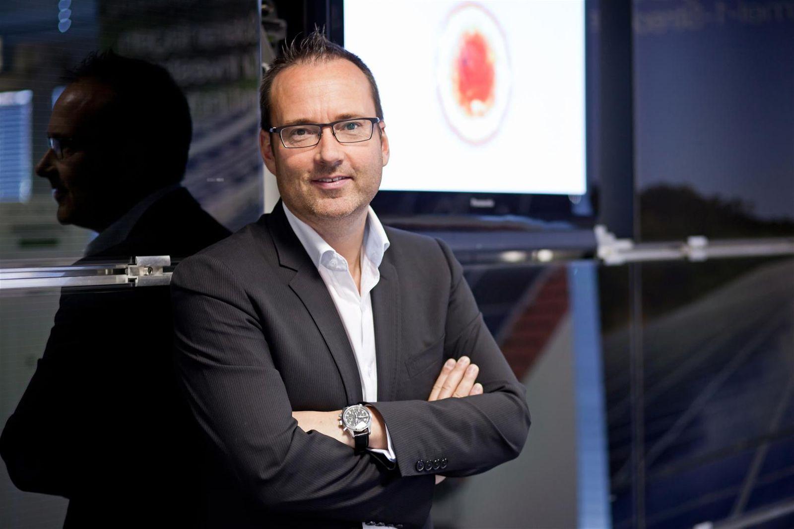 Stefan Riel / Vorstand Wirsol Solar AG