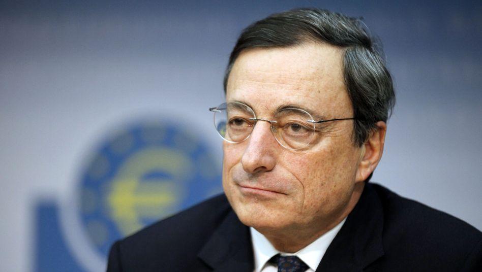 EZB-Chef Mario Draghi: Erneute Zinssenkung der Notenbank