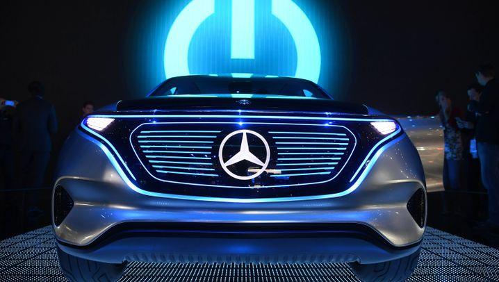 Batteriefabriken für Elektroautos: Um diese Wertschöpfungskette streitet Auto-Deutschland