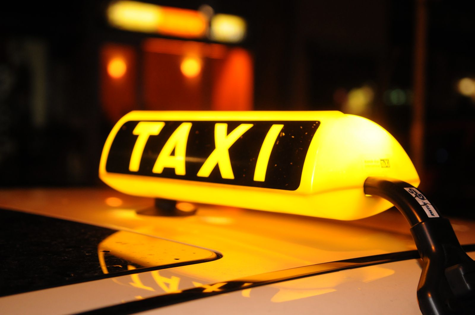 Taxi / Symbolbild