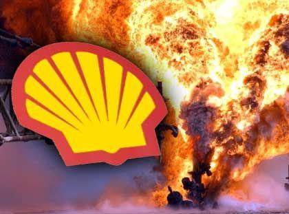Ex-Shell-Chef als Koordinator vorgesehen: Brennende Ölquelle im Irak