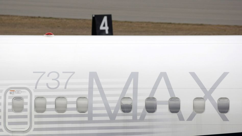 Boeing 737 Max 8: Der Flugzeugbauer steckt durch den Absturz zweier baugleicher Maschinen tief in der Krise