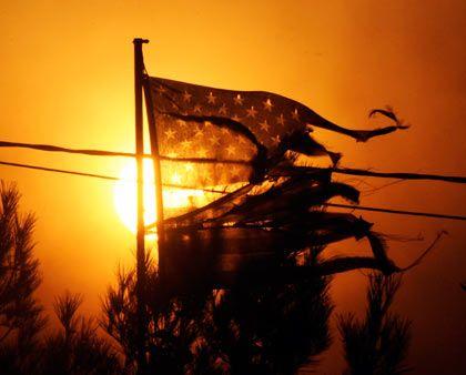 Weltmacht im Abgang: Die Konjunkturdaten aus den USA sind desaströs
