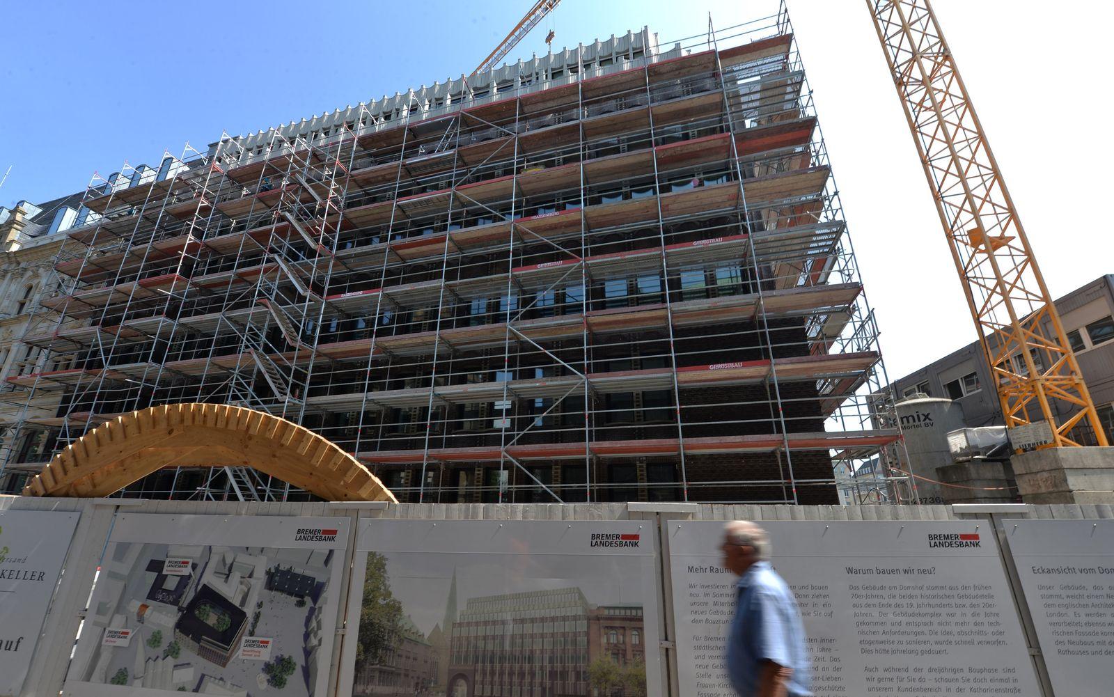 Neubau Bremer Landesbank