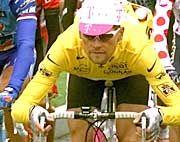 Da war er noch der Star: Jan Ullrich bei der Tour de France 1997