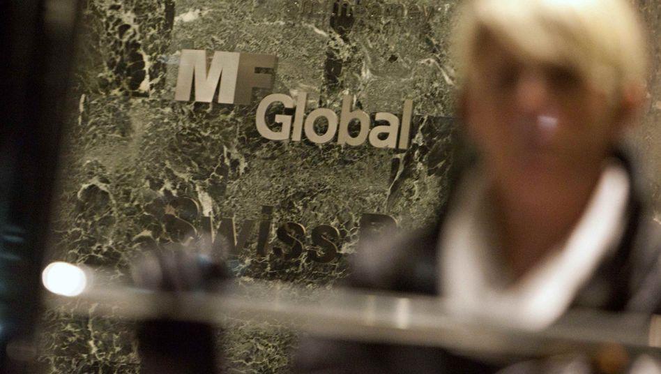 """MF Global: """"Schnelle Rückkehr von Kundenvermögen ermöglichen"""""""