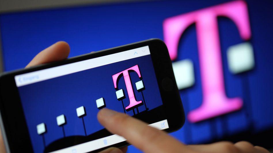 Telekom: Netzausbau geht voran