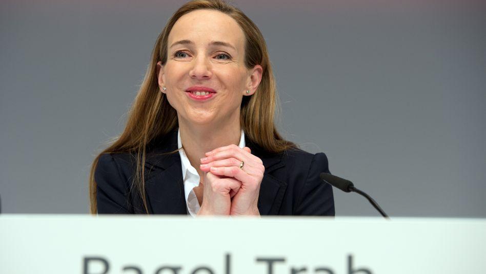 Simone Bagel-Trah: Die Vorsitzende des Henkel-Aufsichtsrates, bekommt künftig eine Frau an die Seite gestellt, Birgit Helten-Kindlein