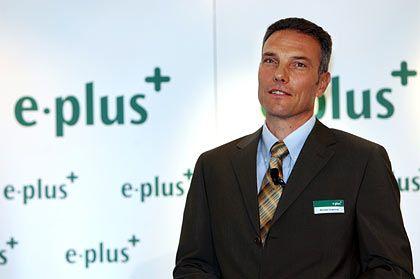 """E-Plus-Chef Krammer: """"Wir wollen die Kernmarke mit neuem Leben erfüllen"""""""