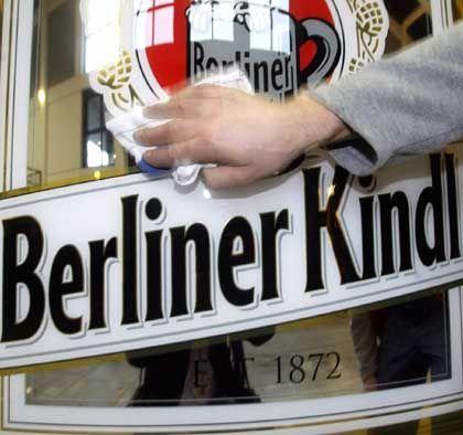 Ende einer Tradition: Berliner Kindl verliert nach 130 Jahren seinen eigenen Braustandort