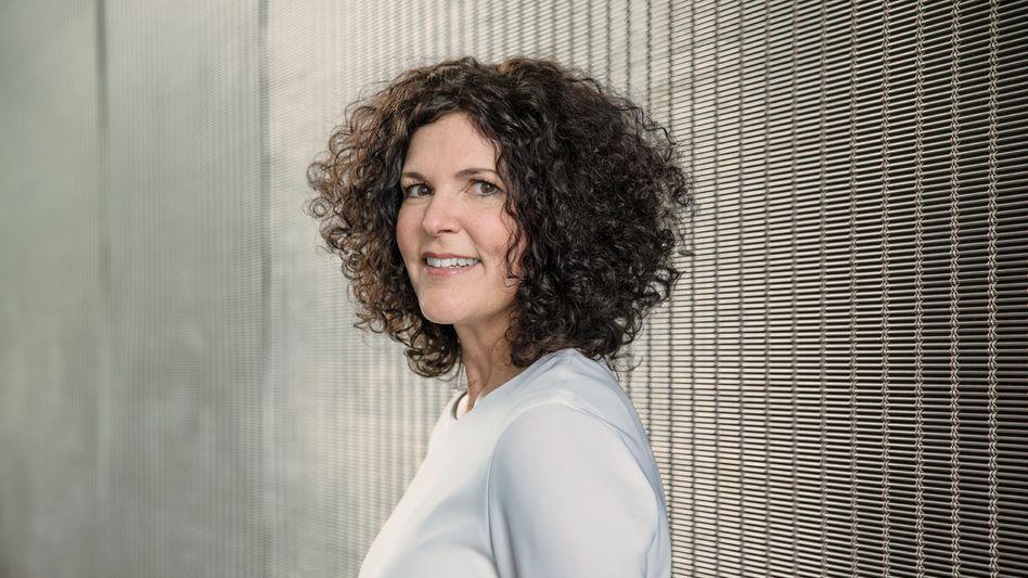 """""""Wir haben geliefert"""": Grenke-Chefin Antje Leminsky freut sich über das Testat für die Jahresbilanz"""