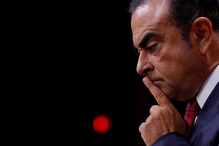 Carlos Ghosn bestreitet alle Vorwürfe, konnte dem Druck aber offenbar nicht mehr standhalten und trat jetzt als Renault-Chef zurück
