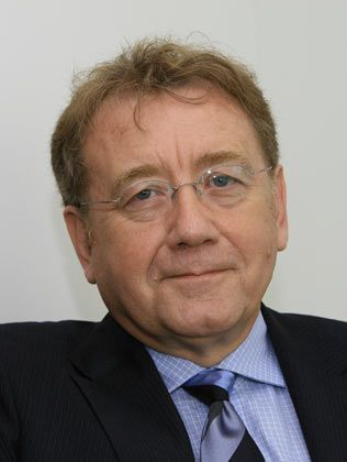 Bis 2014 gewählt:Bundesrechnungshof-Präsident Engels