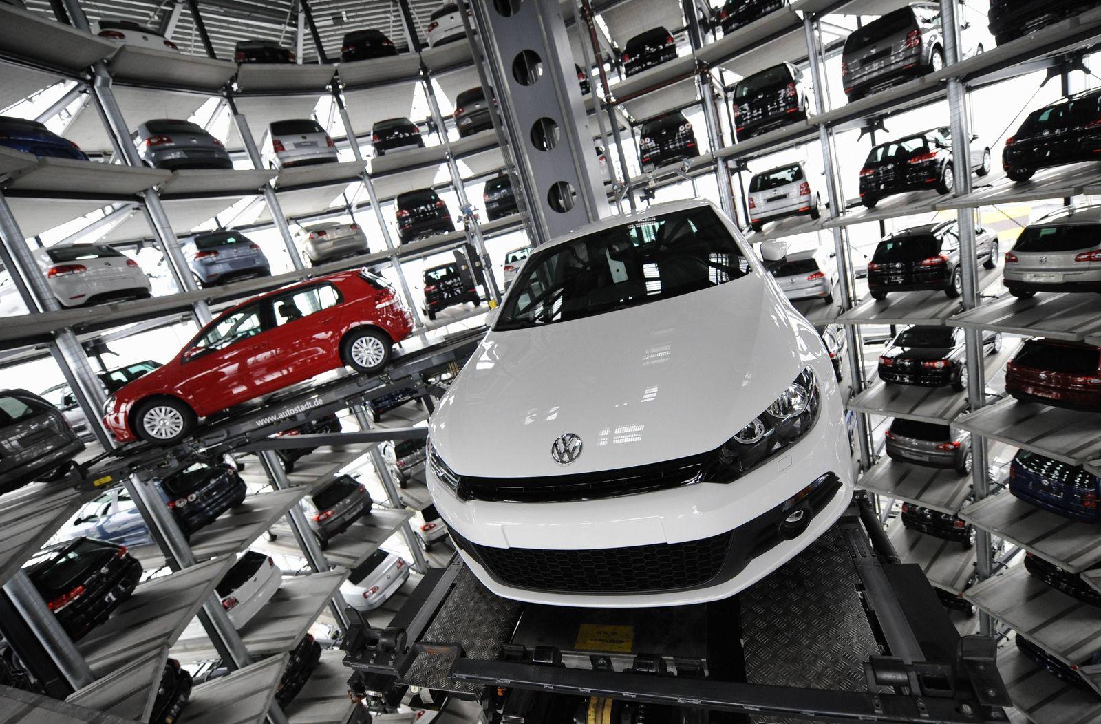 NICHT VERWENDEN THEMEN Wirtschaft Volkswagen