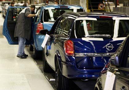 Hohe Überweisungen: GM verlangt Patentgebühren von Opel