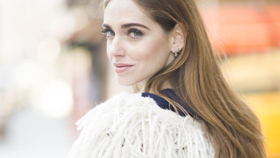 Erfolgsbloggerin Chiara Ferragni: Sie macht künftig Werbung für Amazon-Mode