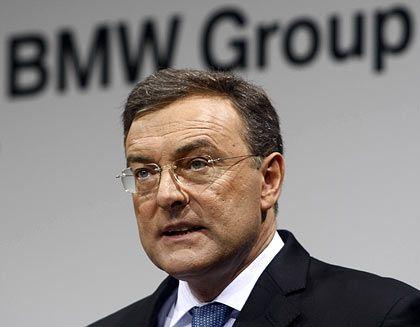 Ausgabestopp: Konzernchef Reithofer zwingt zum Sparen