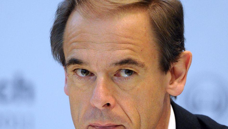 Neuer Mann an der Bosch-Spitze: Volkmar Denner tritt am 1. Juli die Nachfolge von Franz Fehrenbach an