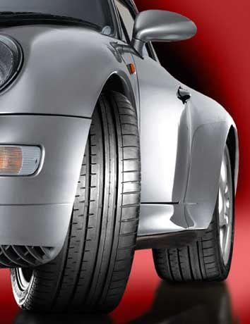 Der Reifenhersteller Continental ist aus der Spur geraten