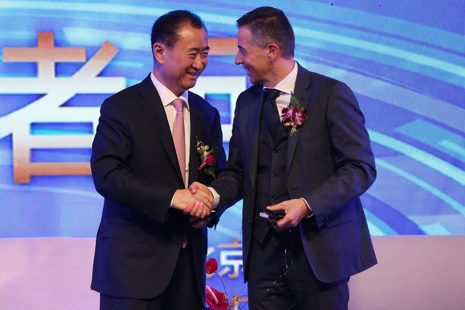 China Wanda Group acquires Infront Sports and Media at 1.05 billi