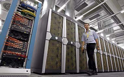 Leibniz-Rechenzentrum: Die IT-Geräte verbrauchen immer mehr Strom