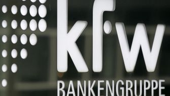 Staatsbank KfW schreibt wieder schwarze Zahlen