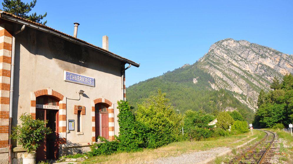 Der Pinienzapfenzug: Entspannt durch die Provence